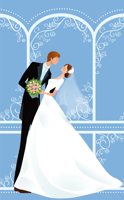 Свиньи, макет для открытки на свадьбу