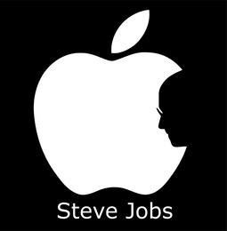 Steve Jobs ilustración vectorial