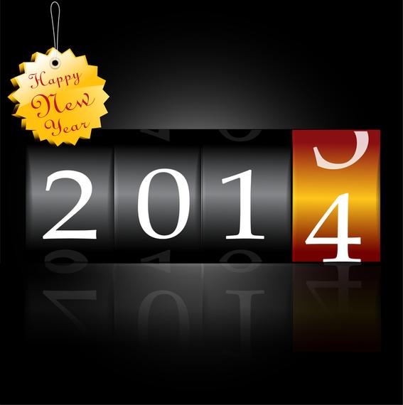 Frohes Neues Jahr 2014 3