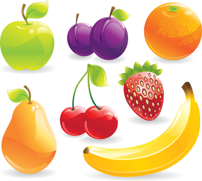 Fruits With Berries