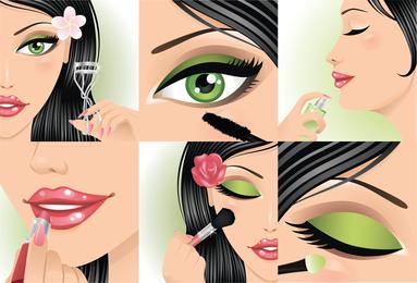 Make Up Vectors