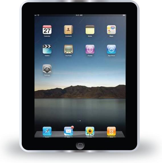 Free Vector Apple Ipad
