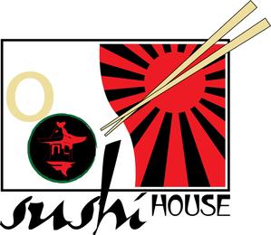 Logotipo de la casa de sushi