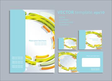 Foreign Book Design 01 Vector