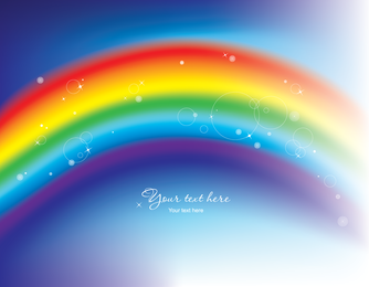 Bela Rainbow Symphony 02 Vector