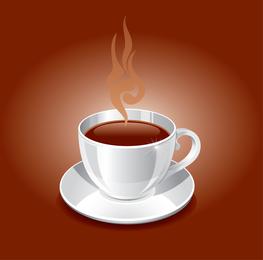 Vector taza de cafe