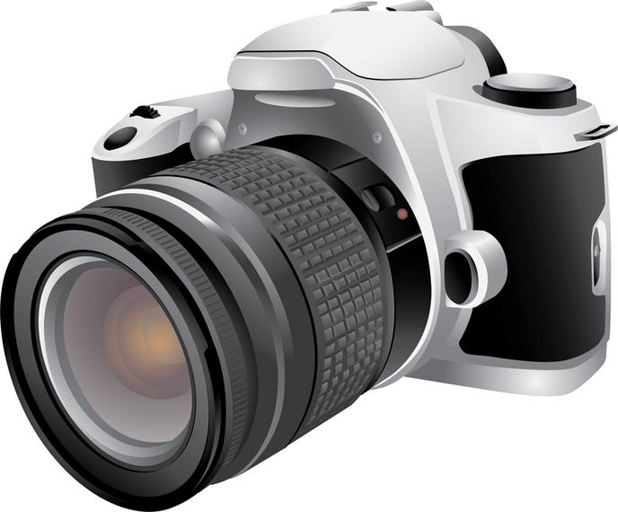 Free Vector Digital Cameradsl