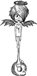 Free Vector Angel