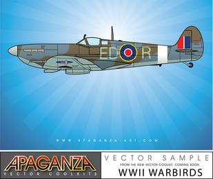 Spitfire Vector