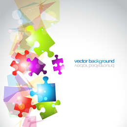 Modepuzzle 04 Vektor