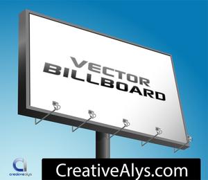 Advertising Billboard Design