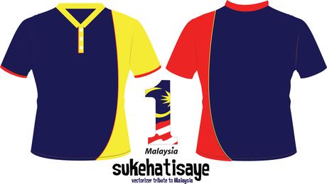 Tributo Vectorizer para a Malásia