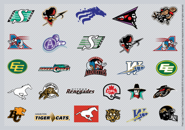 Canadian Football Teams