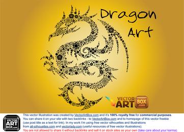 Arte de dragones gratis