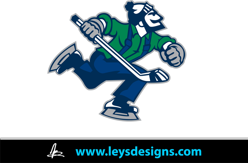 375088141b9 Go Canucks Go Johnny Canuck - Vector download