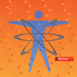 Nixvex Nixvex Atomic Energy Free Vector Texture And Symbol