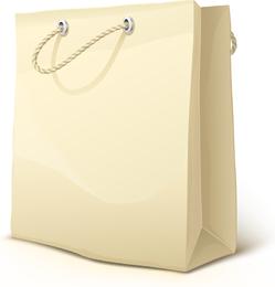 Bag A Variety Of Blank Vector