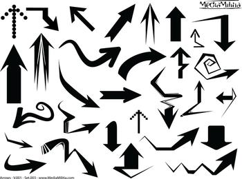 Flecha Vector Pack