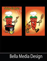 Mal pimenta quente