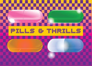 Pillen Kapseln