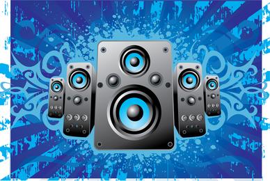 Musik-Lautsprecher