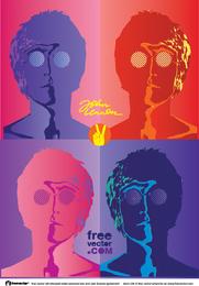 Cartaz de John Lennon