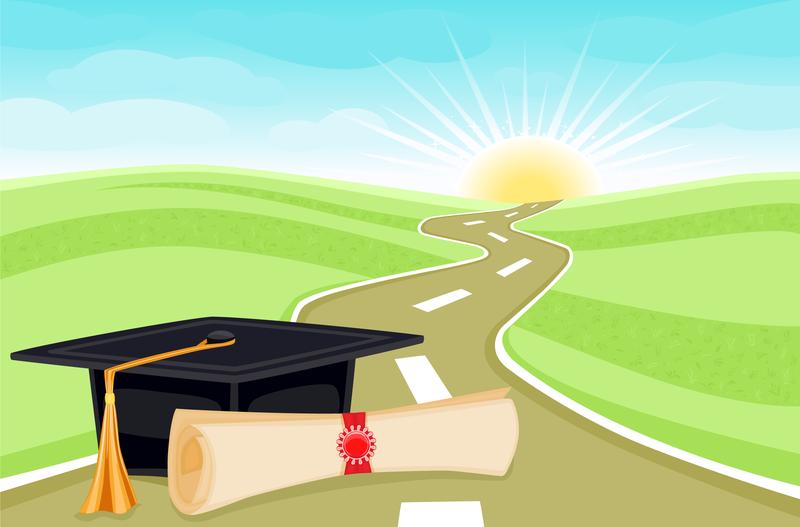 School Graduation Clip Art Vector Download