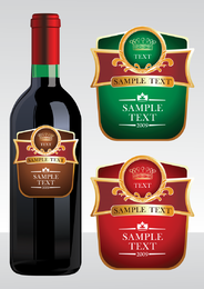 Wine And Beer Vector