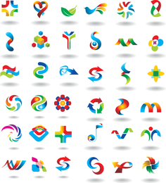 Logo Design Template Vector Elements