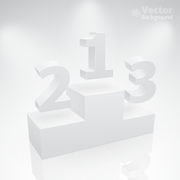White Space To Display 05 Vector