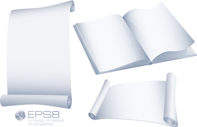 Notepad 03 Vector