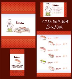 Japanischer Illustrator 01 Vektor