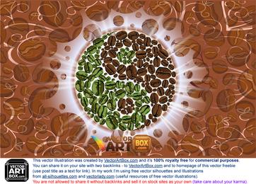 Café yin yang