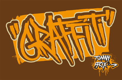 Graffiti Design Tommy Brix