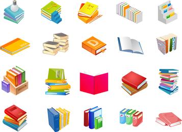 Books Of Twelve Series Vector