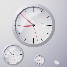 Reloj de alarma Vector 3