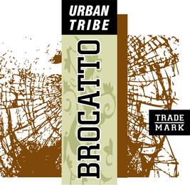Diseño urbano del vector