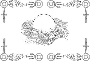 Um do vetor clássico chinês