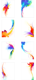Colorful Ink Vector 2 Results