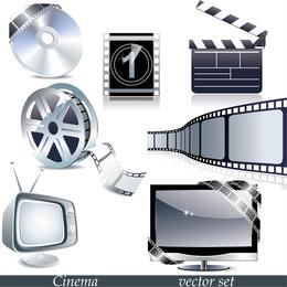 Filmwerkzeug 02 Vektor