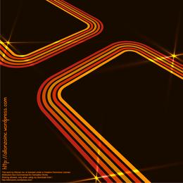Seventies Disco Graphics