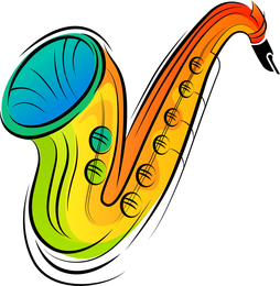 Ilustrações coloridas Handpainted 03 Vector