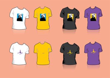 Diseño de camiseta Kobe Bryant gratis