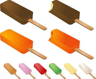Icecream Graphic Vectors