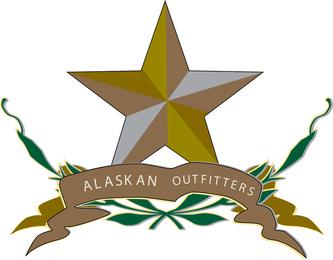 Star Logo Emblem Republic Outdoor Safari Design