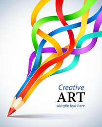 Creative Design Posters Vector