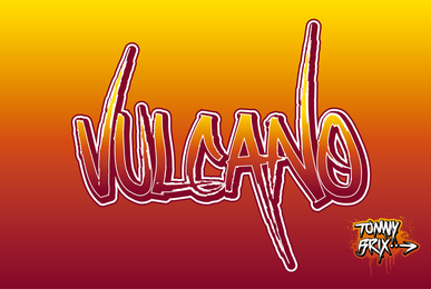 Vulcano Design Tommy Brix