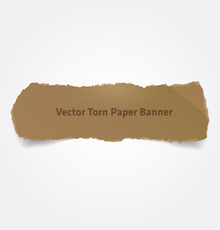 Tear Notes 01 Vector