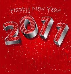 Feliz Ano Novo 3d 2011