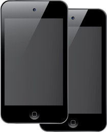 Libre Ipod Touch Vector